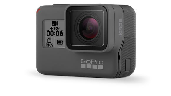 New GoPro Hero6 camera promises improved image stabilization