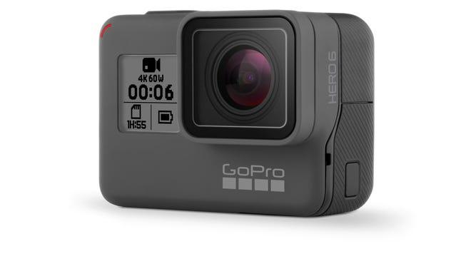 New GoPro Hero6 camera promises improved image stabilization