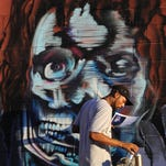 Detroit's 2nd annual Murals in the Market showcases street art stars