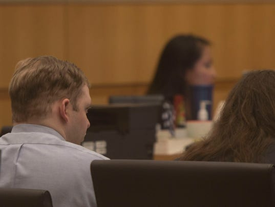 John Allen's trial in Ame Deal's footlocker death
