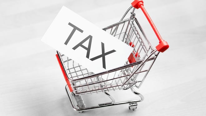 To determine the states with the highest and lowest sales tax, 24/7 Wall St. reviewed sales tax rates from the Tax Foundation's State and Local Sales Tax Rates in 2017 report.