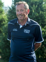 Bill Wissinger, Chambersburg girls tennis
