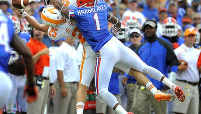 Florida defensive back Vernon Hargreaves is a big reason why the Gators' defense ranks 11th in the nation.