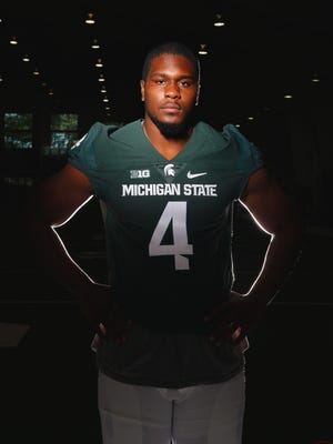 Someone may take a chance on the talented Michigan State defensive lineman Malik McDowell in Round 1.