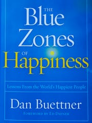 The Blue Zones of Happiness by Dan Buettner