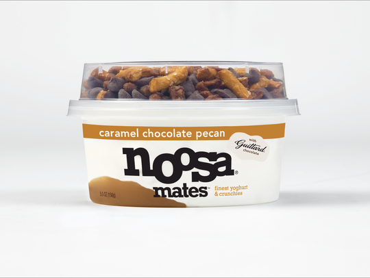 Noosa Yoghurt has released five new flavors for 2018.