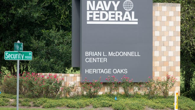 Navy Federal has offered to pay $4.2 million for 100 acres of a 636-acre site adjacent to its Beulah campus. The land, which is owned by Escambia County, was acquired in a land swap with the U.S. Navy.