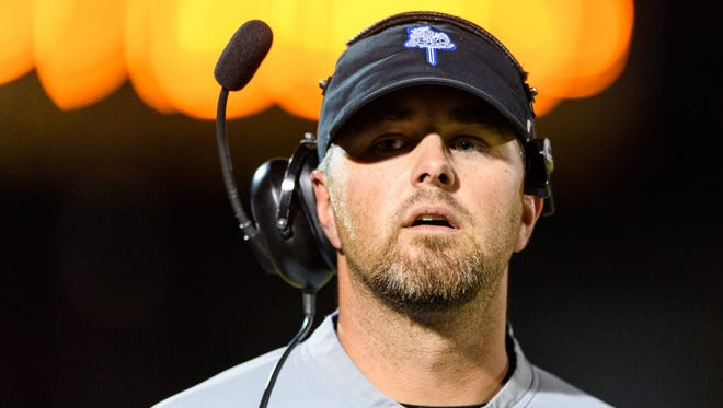 Westview coach Nick Gehrts had to replace 35 seniors who graduated from last year's team in a rebuild process that flipped the switch at mid-season.