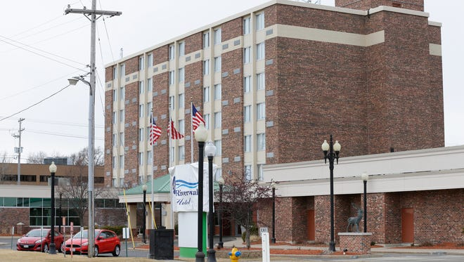 The Riverwalk Hotel at 123 E. Wisconsin Ave. in Neenah will be affiliated with the DoubleTree brand.