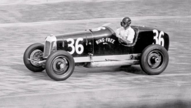 Louis Meyer becamethe first three-time Indy 500 winner. He won races in 1928, 1933 and 1936.