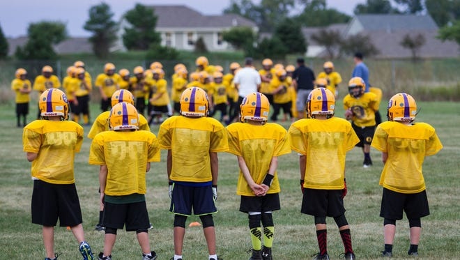 Youth football in Oconomowoc will have a different look beginning this fall.