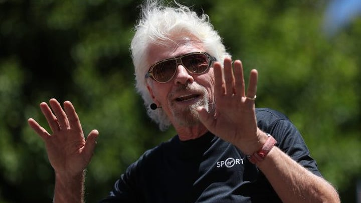 Richard Branson on dyslexics: We're wired differently