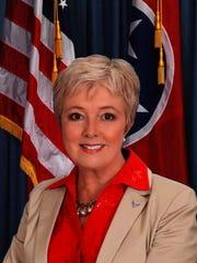 Sen. Janice Bowling introduced medical marijuana legislation.