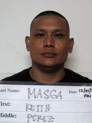 Keith Masga