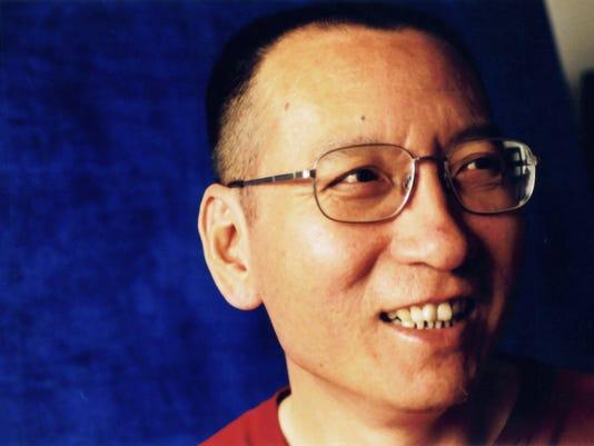 EPA (FILE) CHINA LIU XIAOBO TERMINAL CANCER HUM PEOPLE CHN