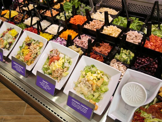 The fast casual chain Saladworks got its start in South