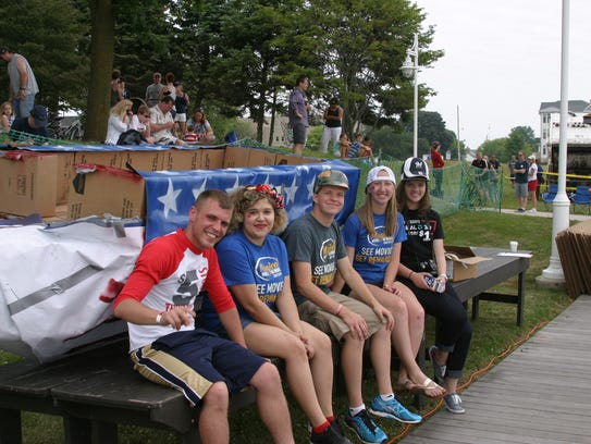 The Sailing Education Association of Sheboygan hosted