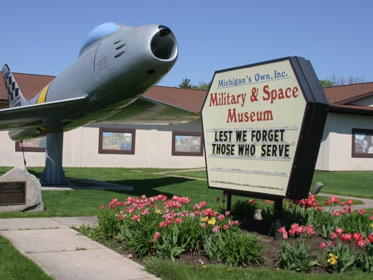 Michigan's Own Military and Space Museum in Frankenmuth.