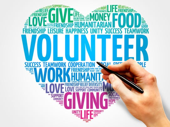 Volunteering not only helps others in need but also