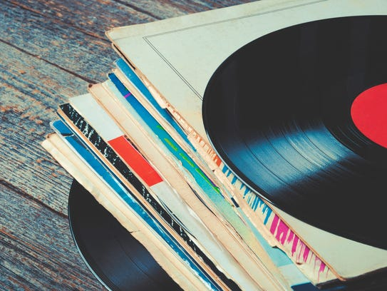 Take those old records off the shelf, it's almost National