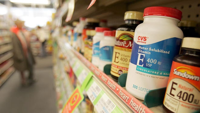 A debate centering around people taking vitamins has grown in recent years.