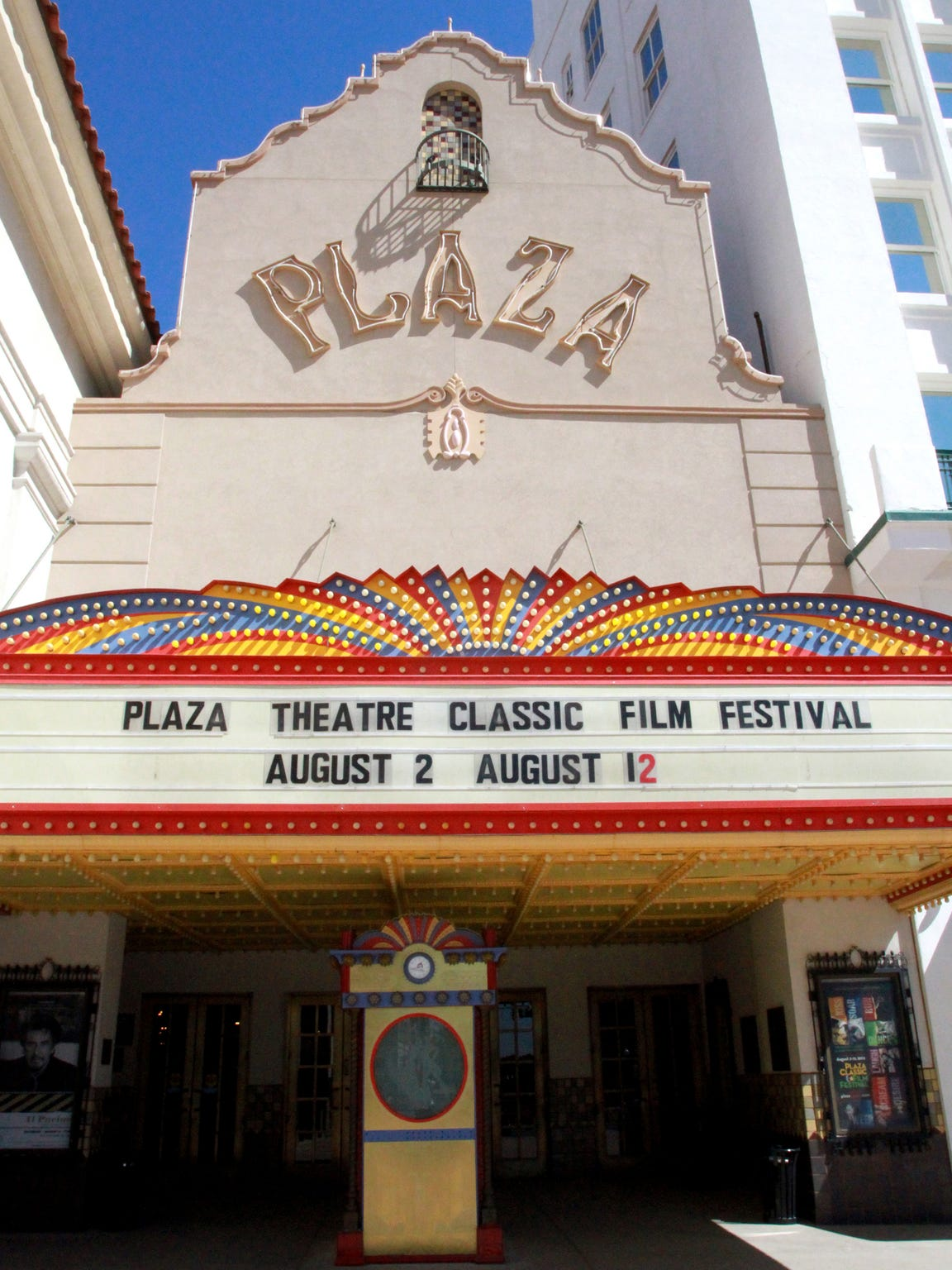 The Plaza Theatre