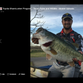 San Angelo man catches trophy bass at Twin Buttes