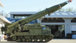 This Soviet-built Scud missile launcher is going up for sale at the Auctions America event in July