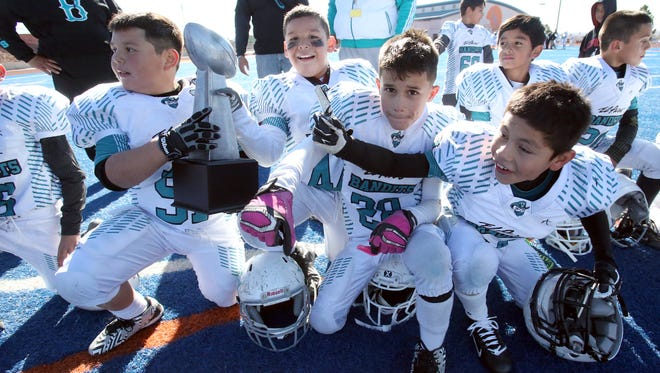 The El Paso Parks and Recreation Department's plan to implement five precautionary rule changes to its youth football program was met with overwhelming approval and applause at Monday's special City Council meeting.