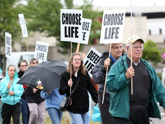 The annual Walk for Life will take place May 19.