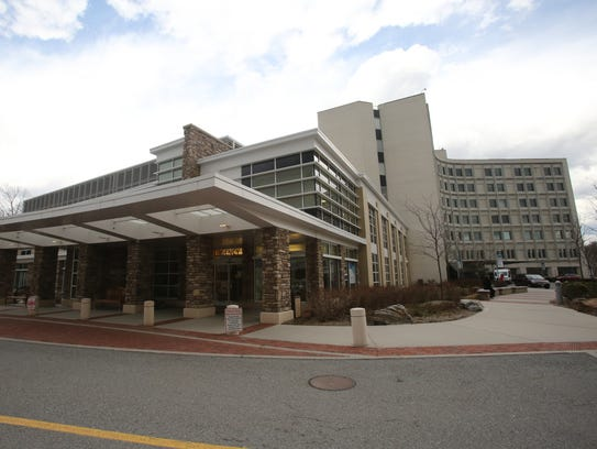 Northern Westchester Hospital in Mount Kisco.