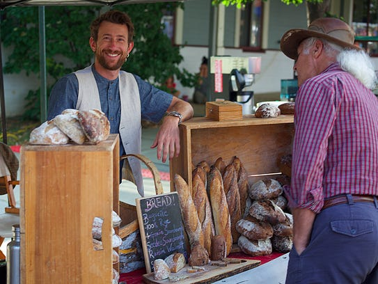 Nathan Morrison of Simple Bread is just one of the