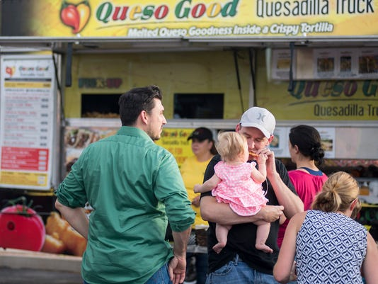 Food truck controversy