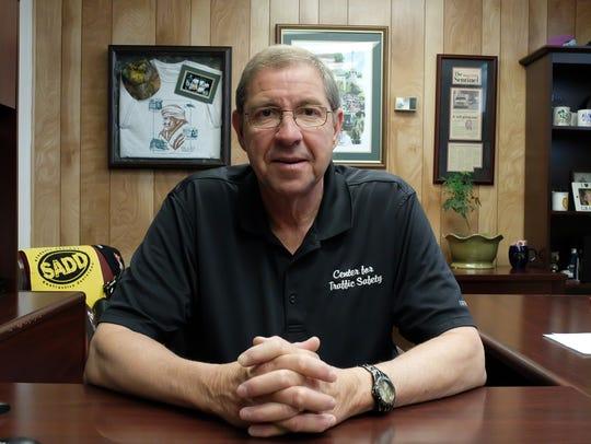 Wayne Harper is retiring from the Center for Traffic