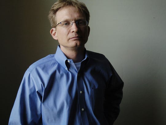 Michael Handley is seen in 2008, when he was CEO of