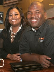 Rasheeda and Larry White own Lo Lo's Chicken and Waffles
