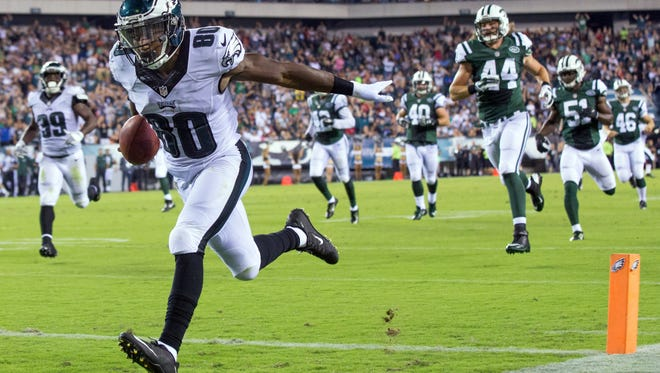Philadelphia wide receiver Paul Turner (80) has been promoted from the practice squad to the active roster, the Eagles announced Monday.