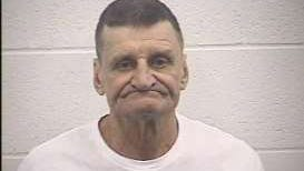 Michael Linss, 54, was arrested Saturday evening and charged with abuse of a corpse and tampering with evidence.