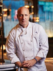 Tom Colicchio pushes for improvement and innovation among chefs, farmers and consumers.