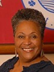 Pendleton Town Council member Sandra Gantt