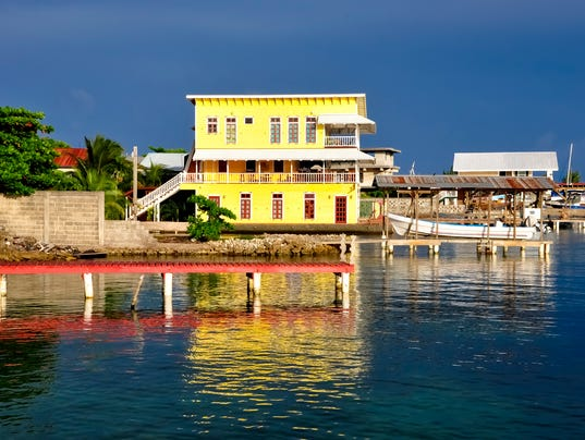 island docks