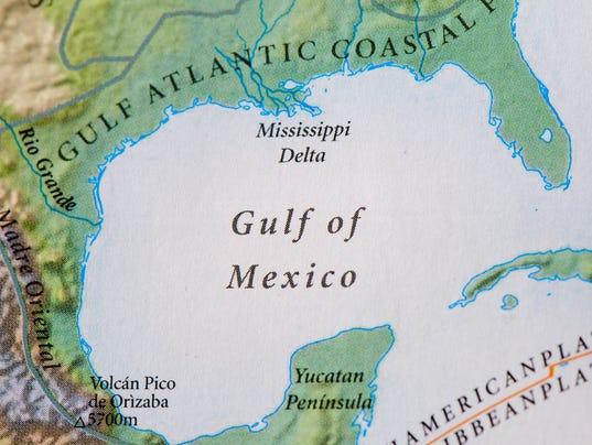 #stock Gulf of Mexico Stock Photo
