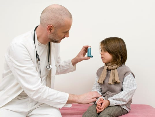 Asthmatic asthma allergy