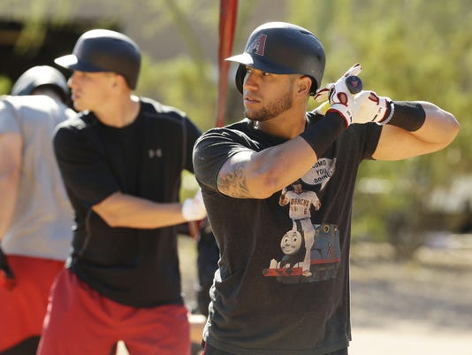 Arizona Diamondbacks Spring Training 2017