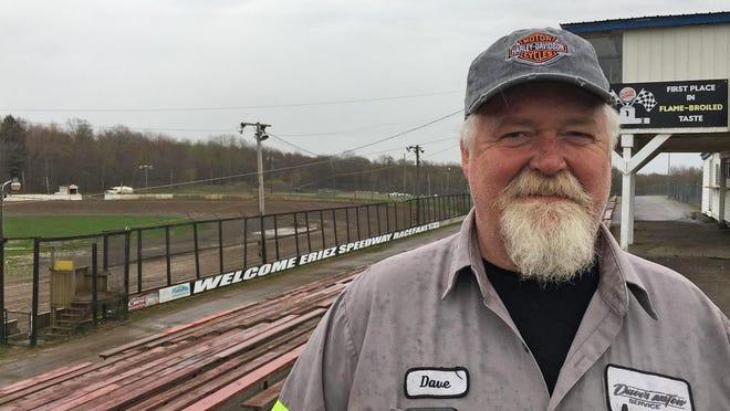 Dave Alexander, Eriez Speedway owner.