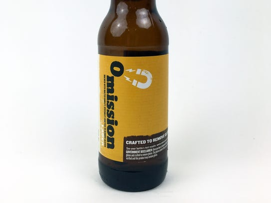 Omission Lager, Widmer Brothers Brewing, Portland,