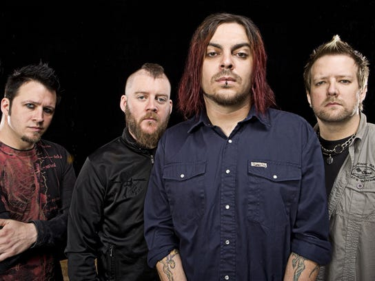 Seether will be at the Fillmore Detroit on Jan. 23.