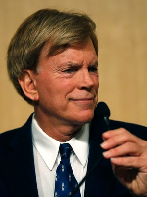 Former Ku Klux Klan leader David Duke has unwavering support for Donald Trump.