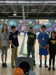 The second annual Des Moines Public Schools Bowling Tournament was held at Great Escape bowling alley in Pleasant Hill May 24. Pleasant Hill took first place overall in the fifth-grade division. The team members included: Kristin Bowman, Nick Lueder, Konnor Hagins, Jaxon Trotter and Hannah Walker.