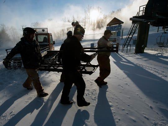 Roundtop Mountain Resort has been preparing to open